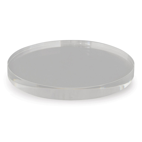 Port 68 - Acrylic Round Stand(Set Of 2) - STCM-135-08