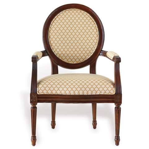 Port 68 - Avery Chair in Fruitwood Finish - AFAS-042-04