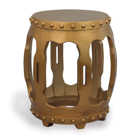 Image of Empress Gold Accent Table