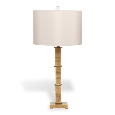Image of Rialto Marble Gold Lamp