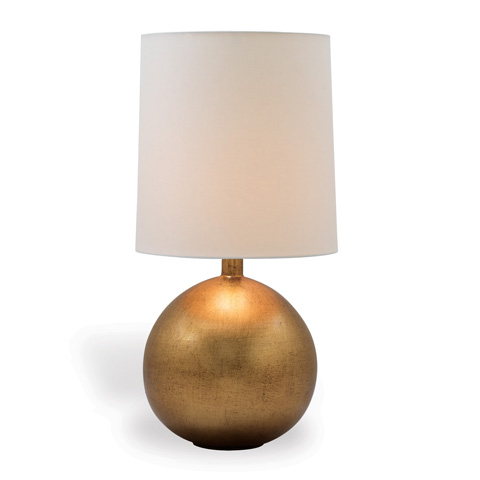 Image of Foley Gold Lamp