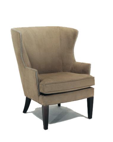 Precedent - Wing Chair - 2509-C1