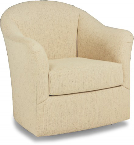 Image of Swivel Glider Chair