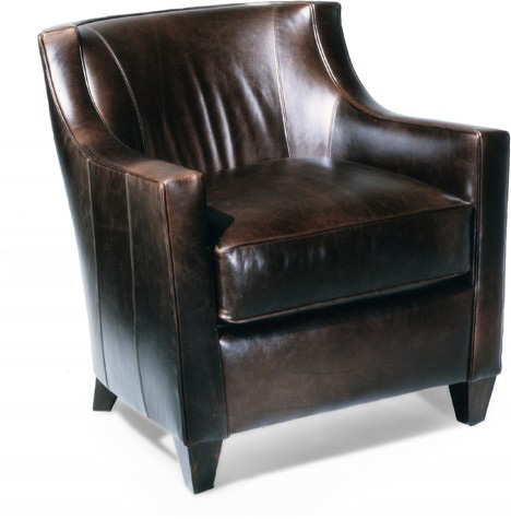 Precedent - Leather Club Chair - L2107-C1