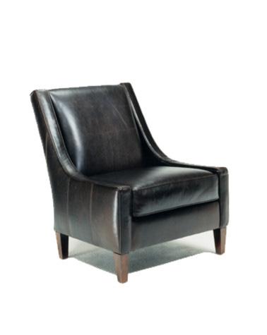 Precedent - Leather Club Chair - L2353-C1