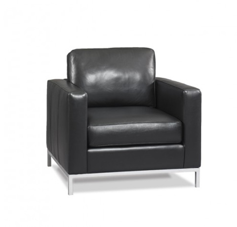Precedent - Leather Club Chair - L3126-C1