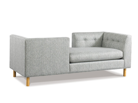 Precedent - Francis Coversation Sofa - 4130-TT