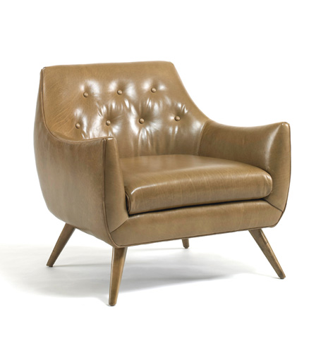 Image of Marley Leather Chair
