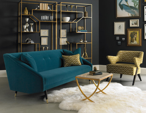 Image of Finnick Two Piece Living Room Collection