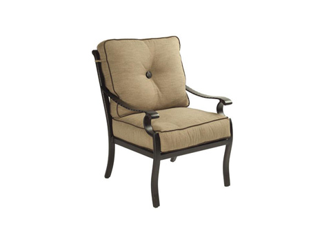Image of Monterey Cushion Dining Chair