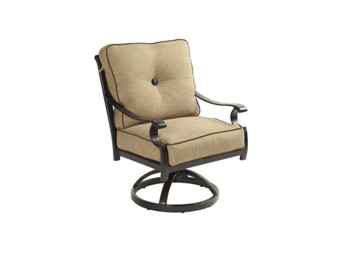 Image of Monterey Cushion Swivel Rocker