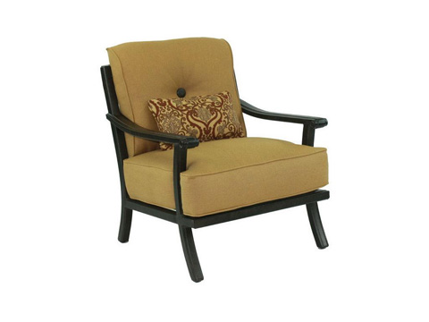 Castelle - Chateau Cushioned Lounge Chair - 1210T