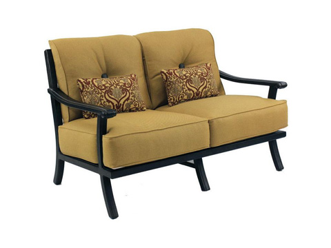 Castelle - Chateau Cushioned Loveseat - 1211T