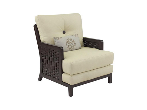 Image of Spanish Bay Cushioned Lounge Chair