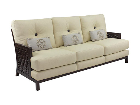 Image of Spanish Bay Cushion Sofa