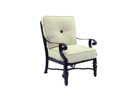 Image of Bellagio Cushioned Dining Chair