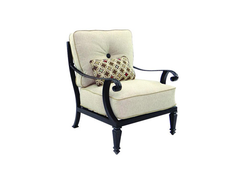 Image of Bellagio Cushioned Lounge Chair