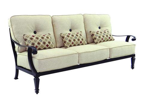 Image of Bellagio Cushioned Sofa
