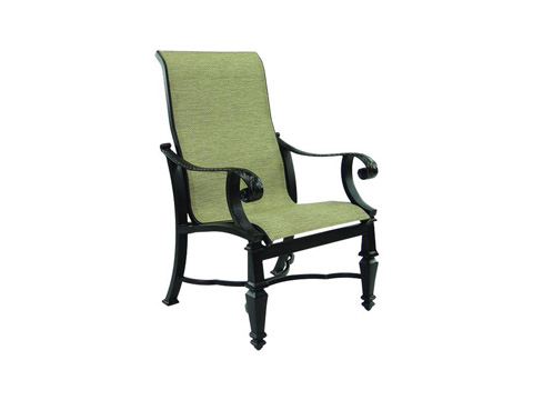 Castelle - Bellagio Sling Dining Chair - 2696S