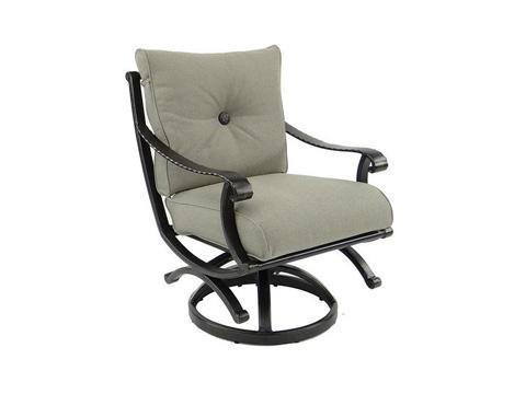 Castelle - Telluride Cushioned Swivel Rocker - 2807T
