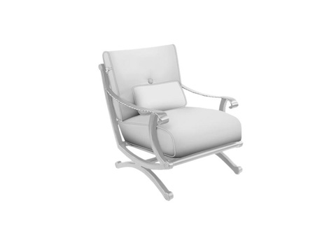 Castelle - Telluride Cushioned Lounge Chair - 2810T