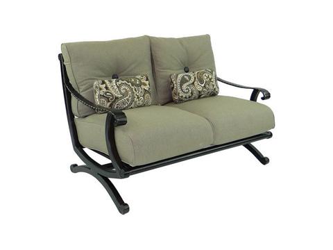 Castelle - Telluride Cushion Loveseat - 2811T