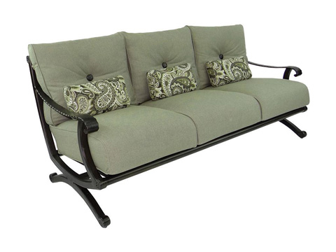 Image of Telluride Cushioned Sofa