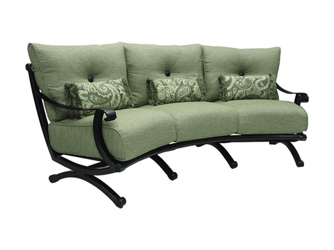Image of Telluride Crescent Sofa