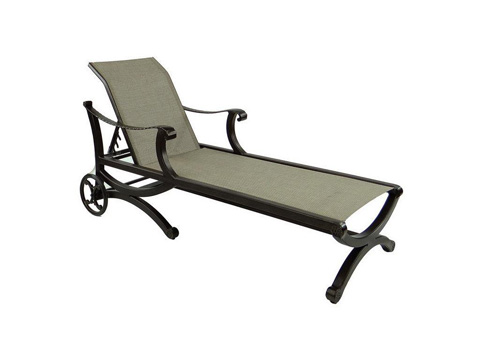 Image of Telluride Sling Chaise Lounge