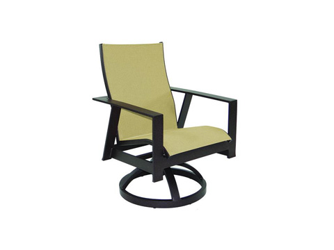 Image of Trento Sling Swivel Rocker