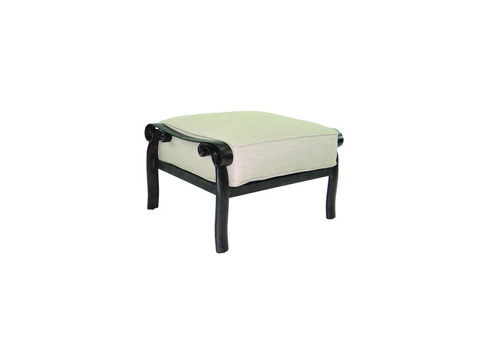 Image of Bellanova Cushioned Ottoman