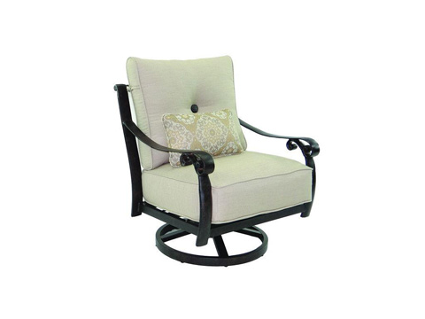 Image of Bellanova Cushioned Lounge Swivel Rocker