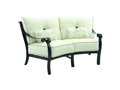 Image of Bellanova Crescent Loveseat