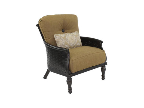 Castelle - English Garden Cushioned Lounge Chair - 6110T