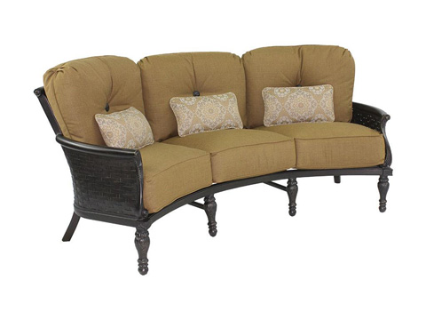 Image of English Garden Crescent Sofa