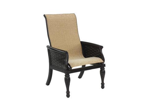Image of English Garden Sling Dining Chair