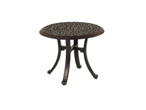 Castelle - Sienna 24' Elliptical Occasional Table - DEP24