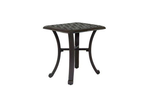 Castelle - Sienna 20' Square Side Table - DSS20