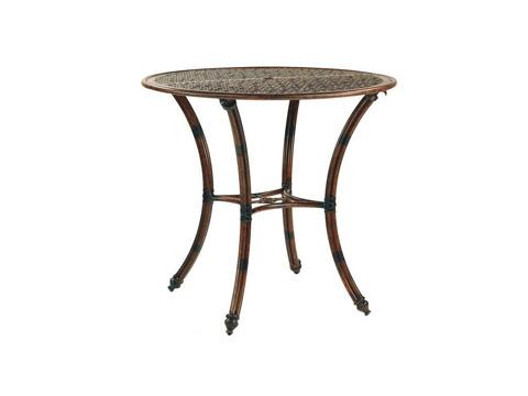 Castelle - Round Bar Table - ECH42