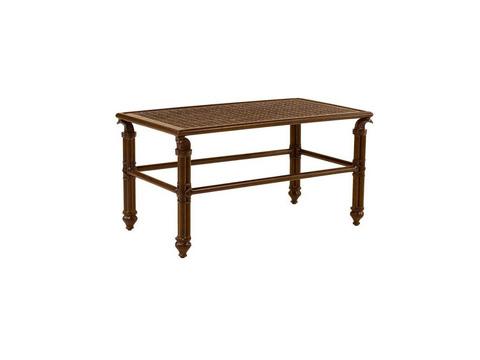 Castelle - Small Rectangular Coffee Table - ERC3418