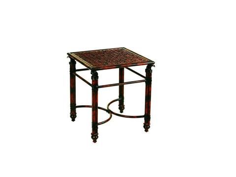 Castelle - Square Side Table - ESS20