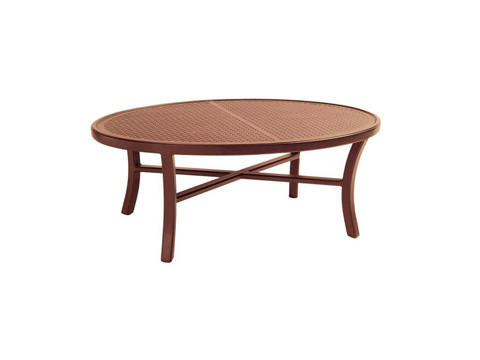 Image of Large Elliptical Coffee Table