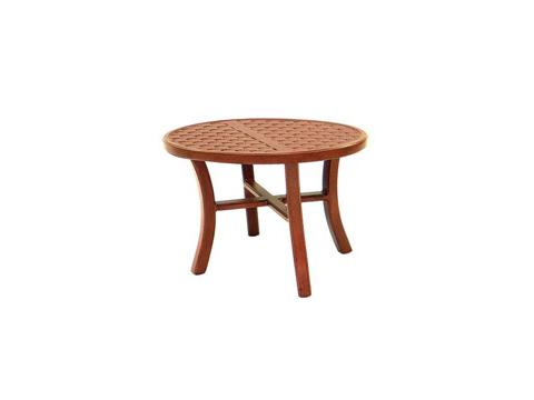Castelle - Elliptical Occasional Table - JEP24