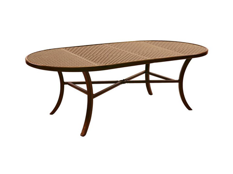 Castelle - Oval Dining Table - JOD84