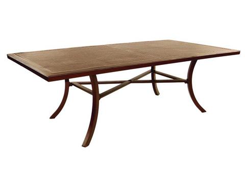 Castelle - Rectangular Dining Table - JRDK84