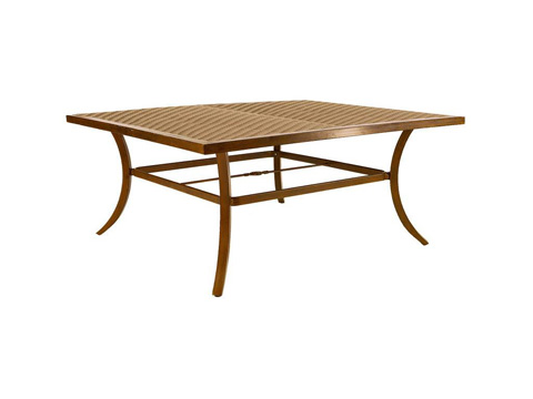 Castelle - Square Dining Table - JSDK64