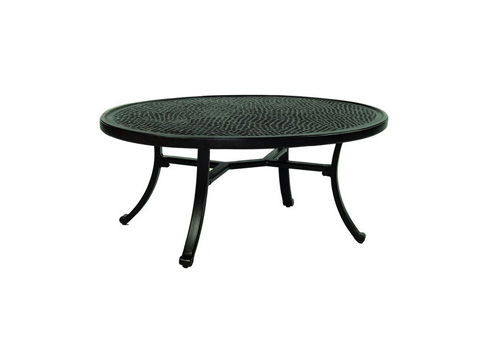 Castelle - Large Elliptical Coffee Table - NEC3248
