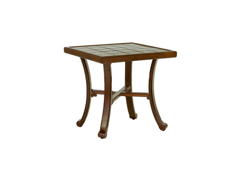Image of Square Side Table