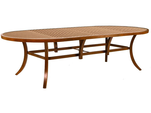 Castelle - Oval Dining Table - SODK108