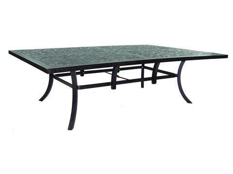 Castelle - Rectangular Dining Table - SRDK84